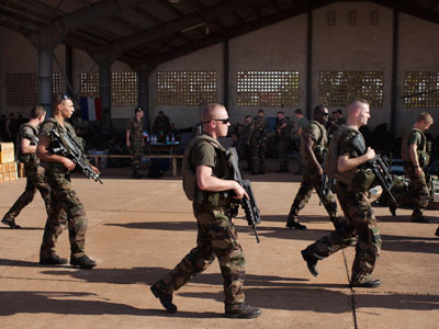'Gates of Hell': France upping military presence in Mali conflict