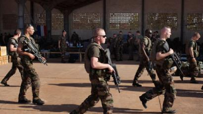 French troops retake central Malian strongholds in push for 'total reconquest'