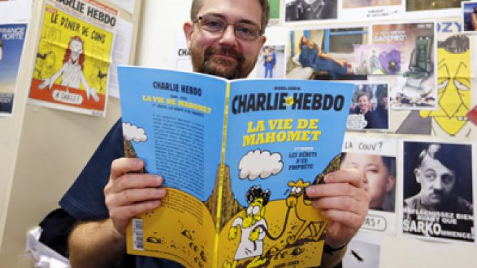 French magazine sparks another controversy over Mohammed cartoons