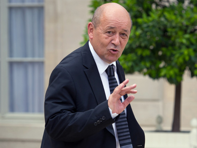 France preparing for no-fly zone in Syria?