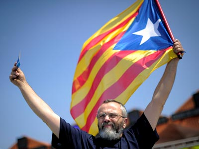 Over a million protesters demand Catalonian independence (VIDEO, PHOTOS)