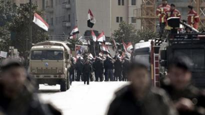 Syrian elections: Baath of most resistance