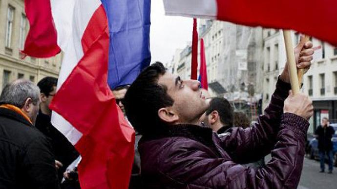 French court repeals  'Armenian genocide' law