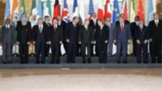 From St Petersburg to Heiligendamm: year's road for G8
