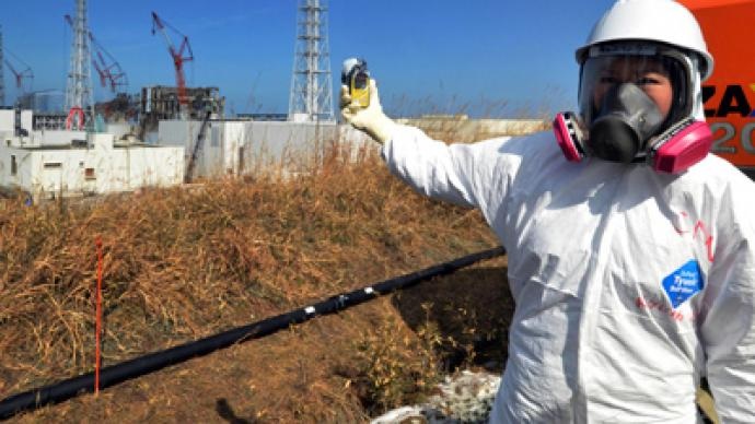 Cesium-137 contamination: Fukushima amounts to four Chernobyls