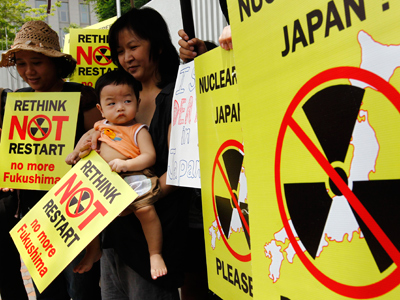 Fukushima kids have skyrocketing number of thyroid abnormalities - report