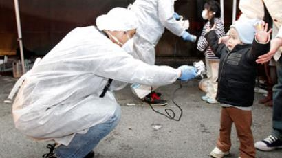 Baby girls near Fukushima disaster have 70% increased cancer risk - WHO