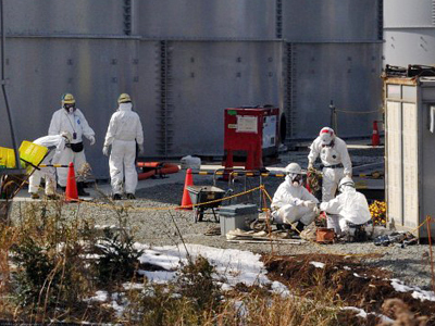 Two blasts hit Japanese chemical plant (VIDEO)