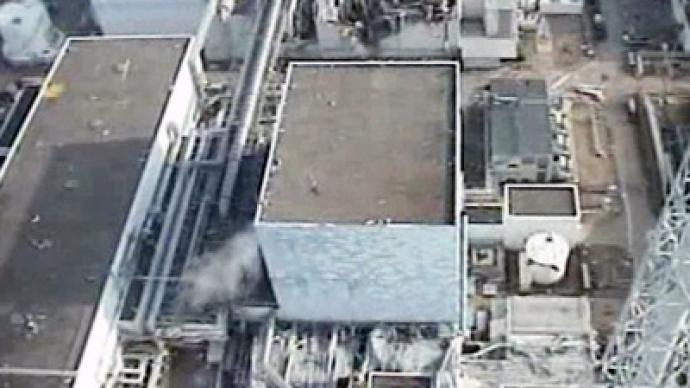 TEPCO worried water might damage Fukushima building