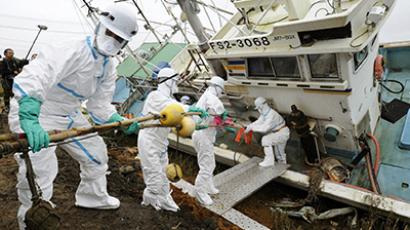 Fish with radiation over 2,500 times safe levels found near Fukushima plant