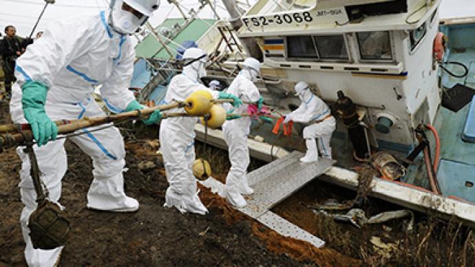 Fukushima owner says plant may be leaking radiation into sea