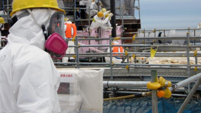 Fukushima contractor forced workers to fake radiation readings