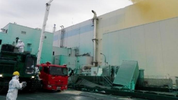 Radiation level extremely high in Fukushima