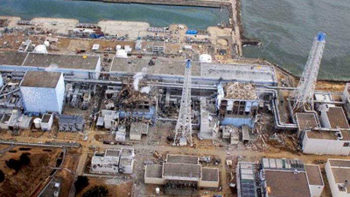 Fukushima operator pours radioactive water into sea