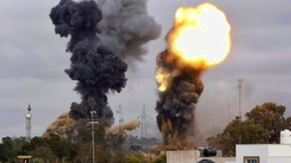 Secrets of Gaddafi regime revealed, rebels count on NATO