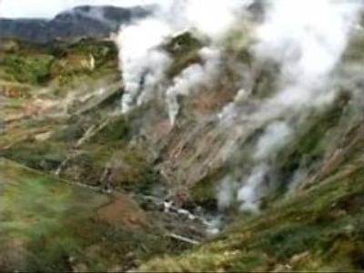Future of Kamchatka Geyser Valley under threat
