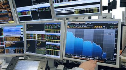 Chain reaction: US markets open with loss
