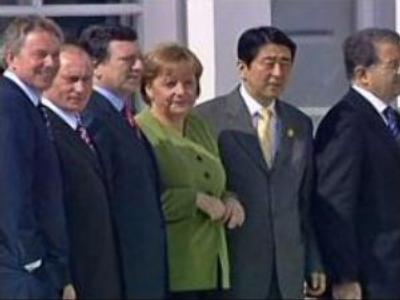 G8 leaders positive about outcome of the summit