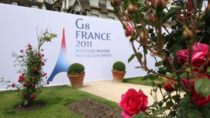 What should be on agenda for G8 summit in France? NY speaks