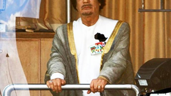Gaddafi regime seeks diplomatic solution amid fighting