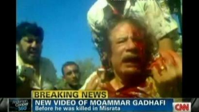 Gaddafi's murky death: summary execution suspected