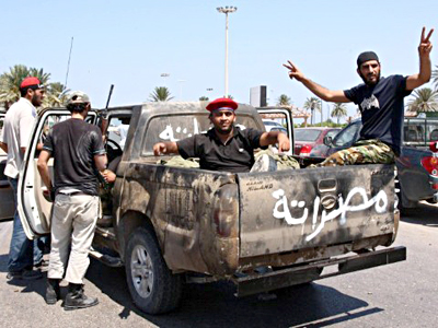 Chemical frustration – the race to find Libyan stockpiles