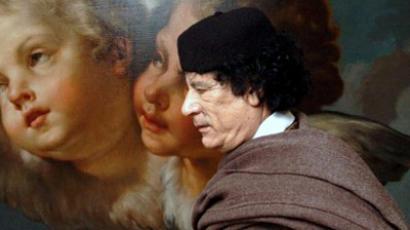 'Gaddafi wasn't scared' - Colonel's driver