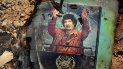 NATO 'covers up' Libyan death shame