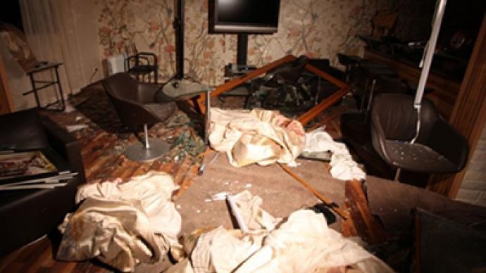 Gaddafi survives NATO attack, but son killed - spokesman