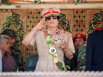 Scattered seed: Where are Gaddafi's children?