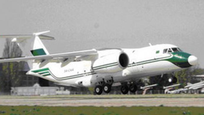 Libya and Ukraine haggle over Gaddafi's $25 mln. dream plane, prisoners
