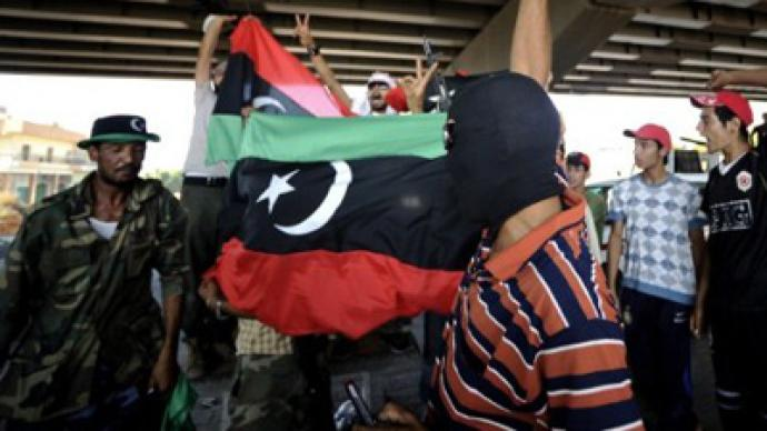 Noose tightens around Gaddafi's Tripoli
