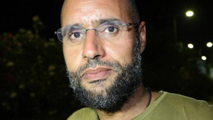 Gaddafi son wants to surrender to The Hague – NTC