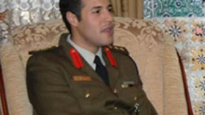 """Gaddafi son death"" false report a smokescreen?"