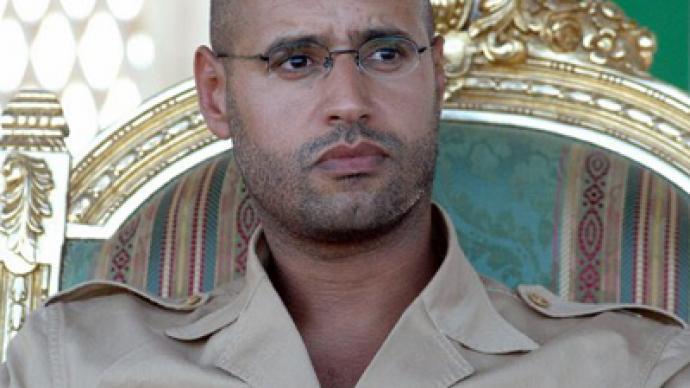 Highest-profile Gaddafi son in hands of NTC