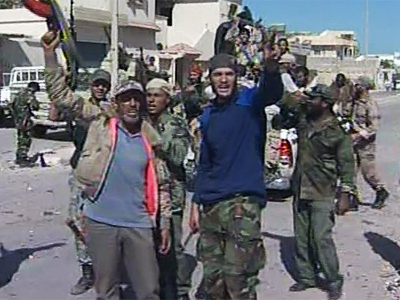 Gaddafi's end is not the end of the war