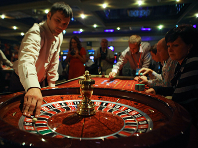 Gambling addicts may be ruled 'incompetent' by amended Russian law