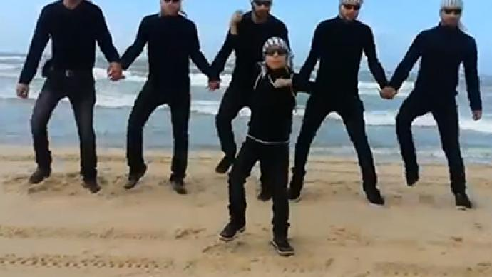 Gangnam Gaza Style: Palestinians remake viral video to showcase hardships