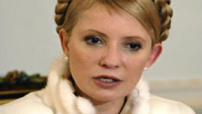"""Gas princess"" Timoshenko nominated for Ukrainian PM"