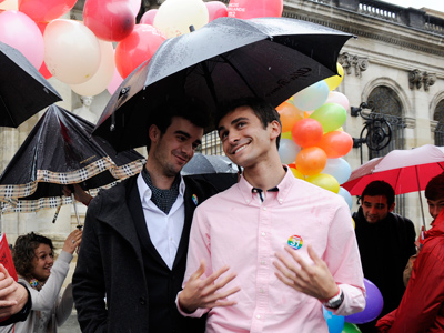 'Marriagephile, not homophobe': Hundreds of thousands protest against gay marriage law in Paris (VIDEO, PHOTOS)