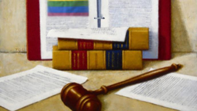 Gays take Medvedev to Court