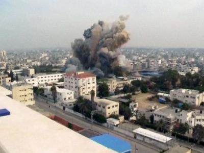 Celebratory gunfire kills man in Gaza following truce