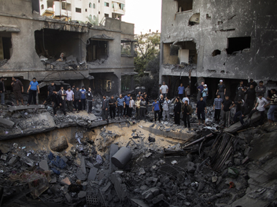 Bloodlust in Israel: 'Flatten Gaza, send it back to Middle Ages, they need to die!'