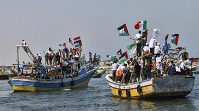 Israeli report says Gaza flotilla raid was legal