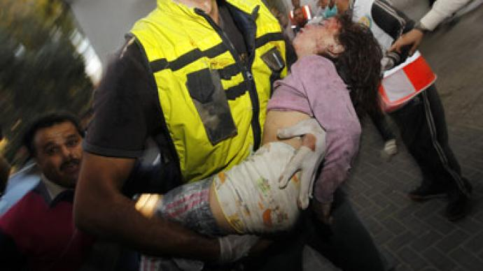 Innocent victims: Children among dozens killed by Israeli airstrikes