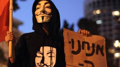 'Erase Israel from the Internet': Anonymous plots massive cyber-attack
