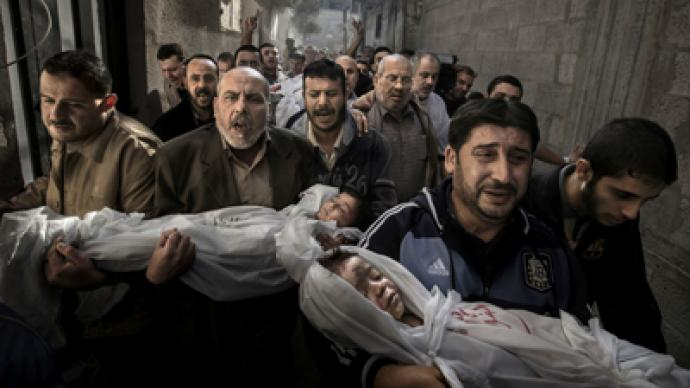 Kids in the crosshairs: Photo of Palestinian children killed by IDF wins World Press Photo award