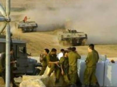 Gaza: tanks move on the north
