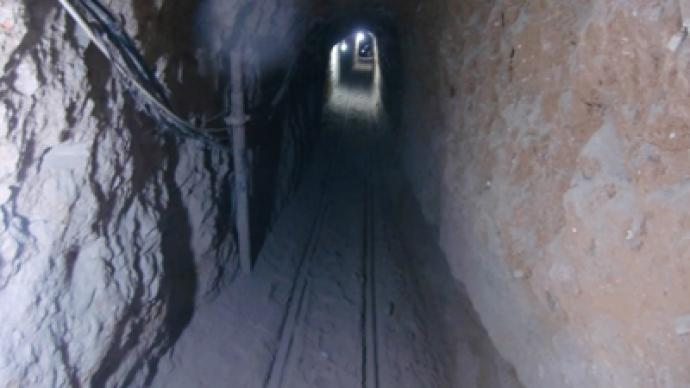 Half a dollar a day: The life of a Gaza tunnel-digger