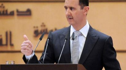 Syrian opposition courting dangerous allies in face of Assad defiance